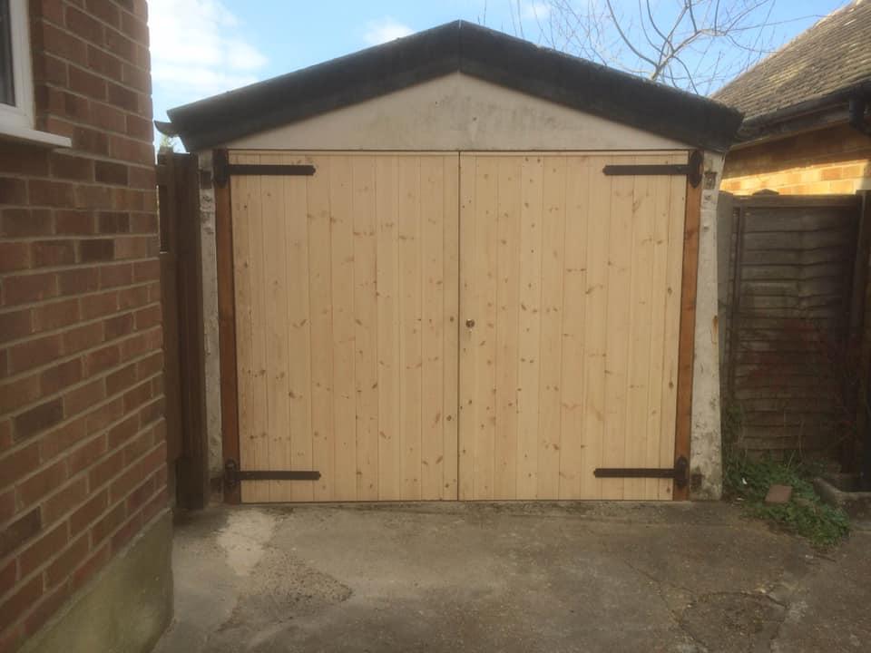 Garage door installations and repairs in Sussex and Surrey