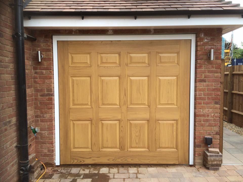 garage doors installation example 1